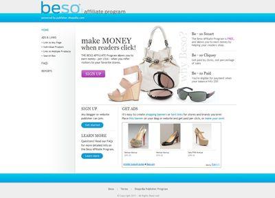 Beso Affiliate Program